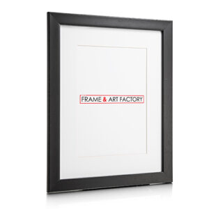 Black Frame With Mount