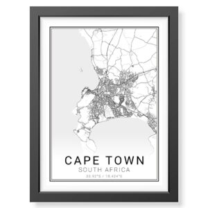 Cape-Town-Framed-Print